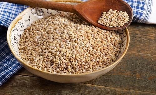 穀物不使用