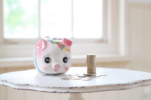 貯金のこと